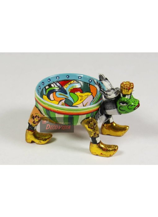 Toms Drag Frog dish - XS
