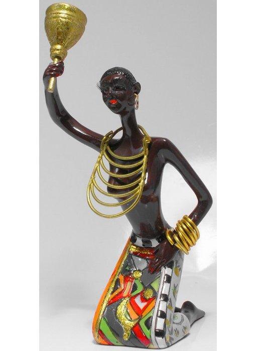 Toms Drag Black Lady XS - Miniatur