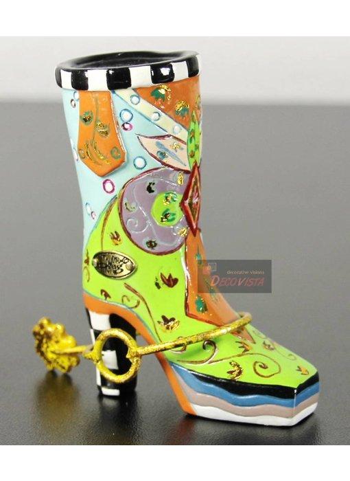 Toms Drag Laars - miniatuur Boot XS