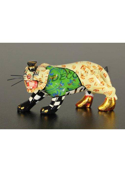 Toms Drag Tijger Tony XS - miniatuur tijgerbeeld