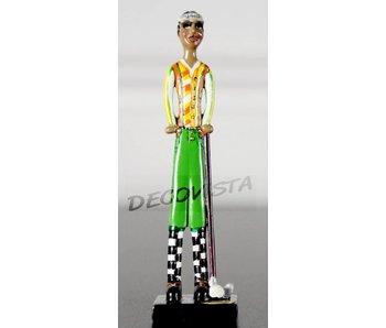 Toms Drag Golfer Jack miniature XS