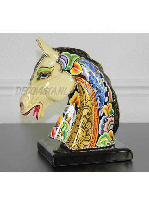 Toms Drag Horse head M