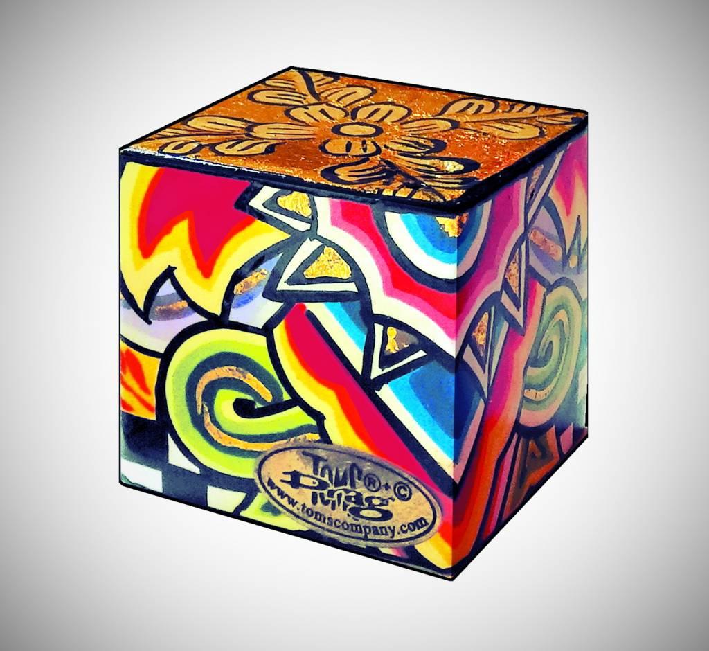 Toms drag zoutstrooier kubus decovista kunst en interieur - Kubus interieurs ...