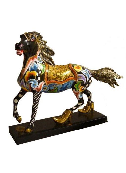 Toms Drag Horse Black Beauty - M