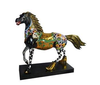 Toms Drag Pferd -Black Beauty - L