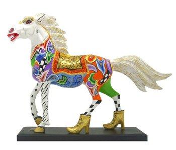 Toms Drag Horse White Champion - S