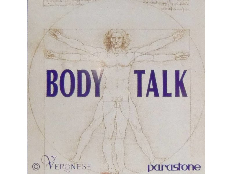 BodyTalk Sculpture exercising athleet