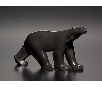 Mouseion Polar Bear - bronze - Pompon