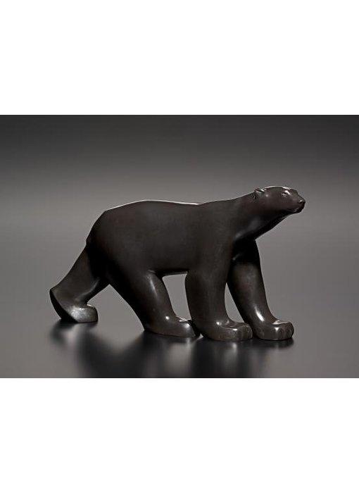 Mouseion Polar Bear - bronze, Francois Pompon