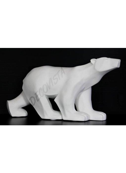 Pompon L'Ours Blanc  ijsbeer XXL