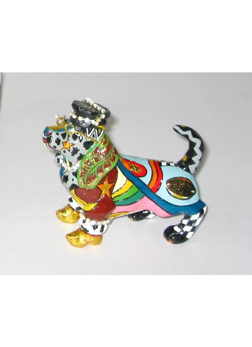 Toms Drag Dog  figurine Mr. Beasley - S