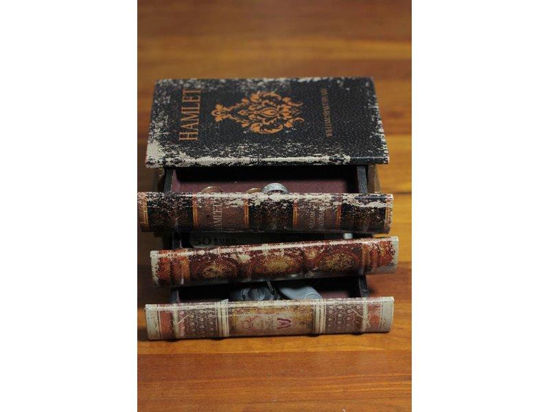 Baroque house of classics klassieke boekenset m met geheime opbergvakken decovista kunst - Geheime deco ...