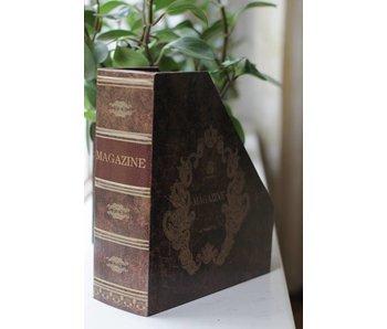 Baroque House of Classics Titular de la revista en forma de libro - B