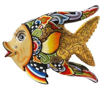 Toms Drag Fish Oscar gold - M