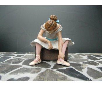Mouseion Wartende Tänzerin - Edgar Dega
