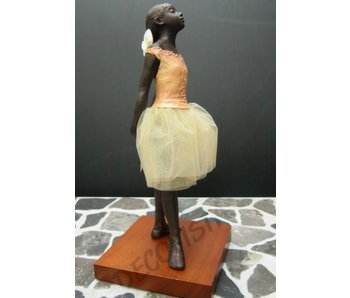 Mouseion Petit Danseuse - Die Kleine Tänzerin von Edgar Degas - 21 cm