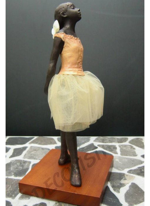 Mouseion Petit Danseuse,  Edgar Degas - 21 cm