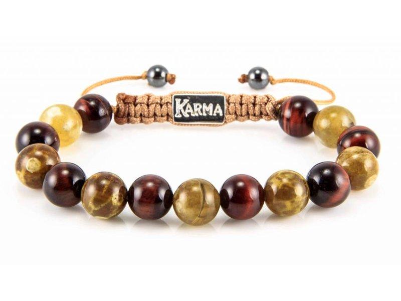 Karma Armband Spiral Classic Virginia