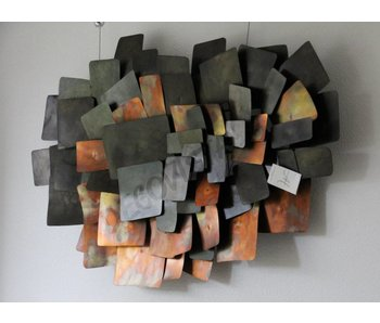 C. Jeré Integrate, wall art sculpture