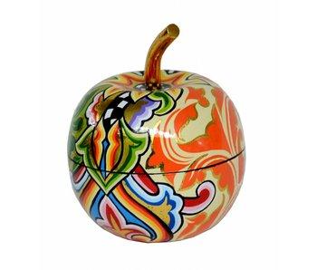 Toms Drag Drag apple-shaped box - M