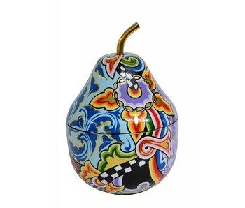 Toms Drag Drag pear-shaped box - M -