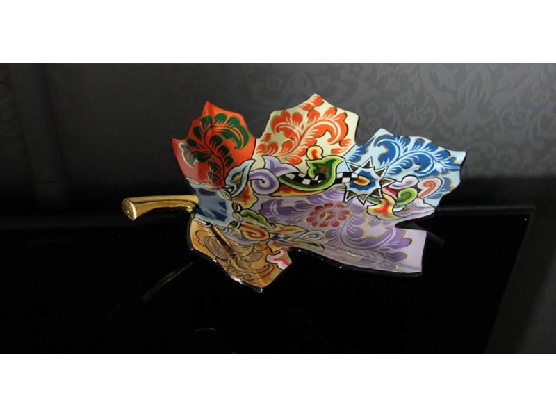 Toms Drag Plato en forma de la hoja - M - DecoVista - decoración de ...