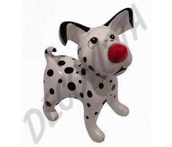 Niloc Pagen Hond Snoop Dalmatiër - zwart-wit