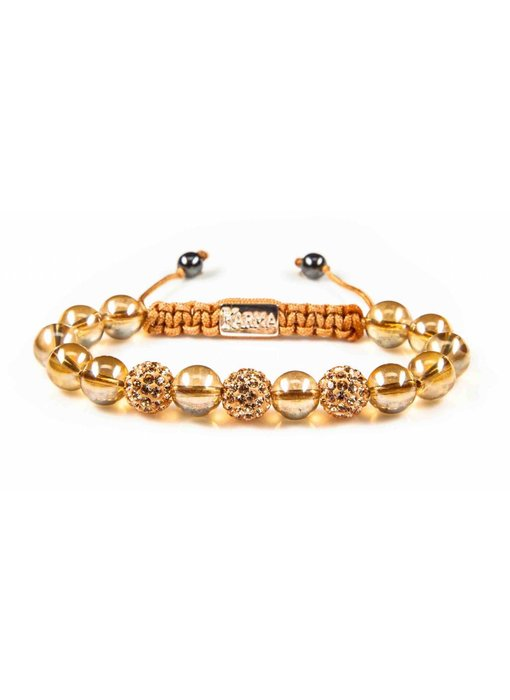 Karma Indian Summer Armband Spiral Classic