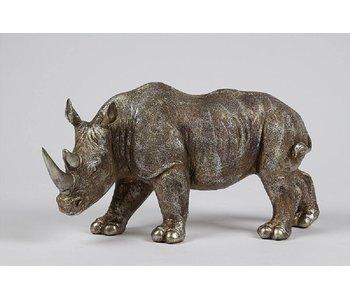 Baroque House of Classics Rhino estatuilla