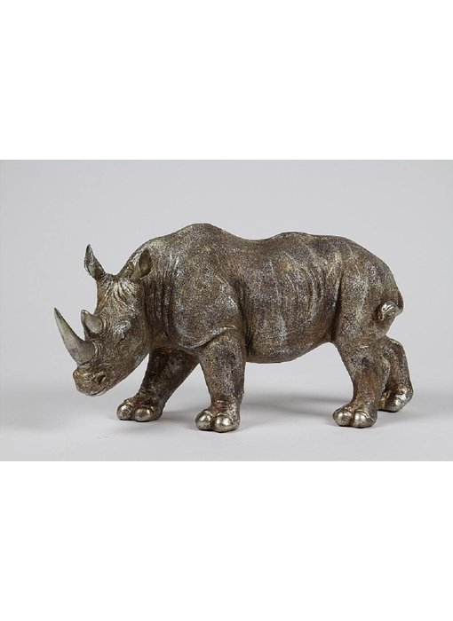 Baroque House of Classics Rhino figurine