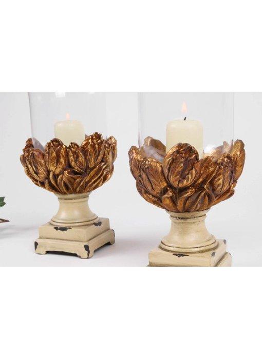 Baroque House of Classics Windlicht Tulpen
