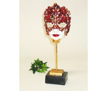 Baroque House of Classics Mask, baroque style