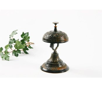 Baroque House of Classics Handbell or Hotelbell