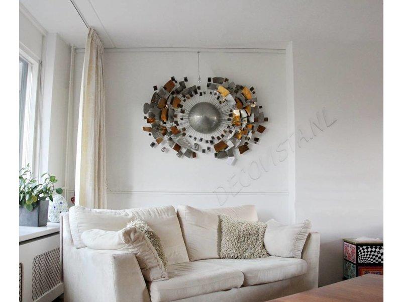 C. Jeré wandversiering PULSAR - wandobject Artisan House