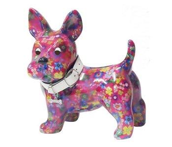Pomme-Pidou Boomer money bank, dog