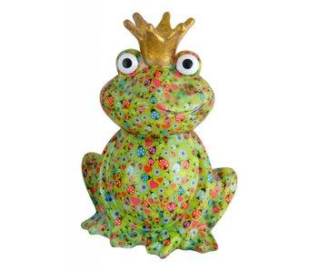 Pomme-Pidou Money bank King frog Big Charlie XL
