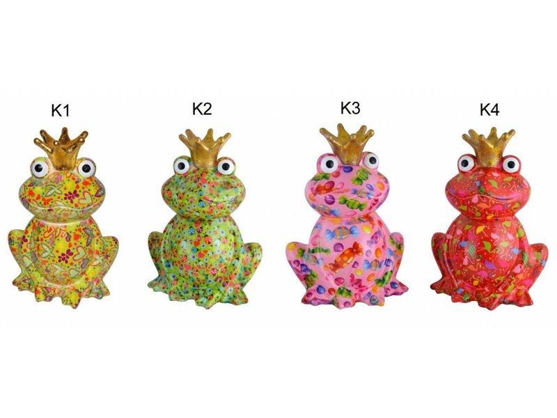 Moneybank Frog Big Charlie XL DECOVISTA Toms Drag