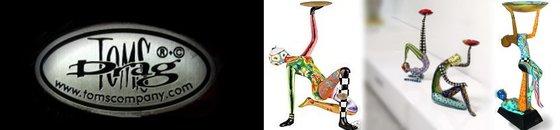 Akrobaten, Tänzerinnen, Clowns