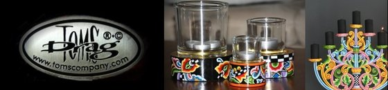 Kerzenständer und Teelichthalter