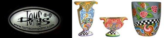 Vases, pots, planters