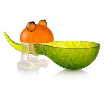 Borowski Frosch Schale - Lime groen