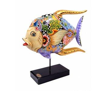 Toms Drag Vis, Koraalvlinder of Butterflyfish XL