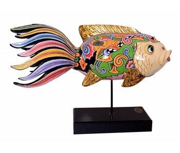 Toms Drag Fische, goldfisch XL