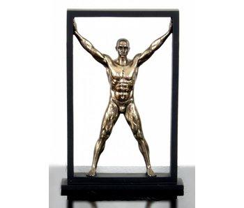 BodyTalk Athlete, spreizen in Rahmen