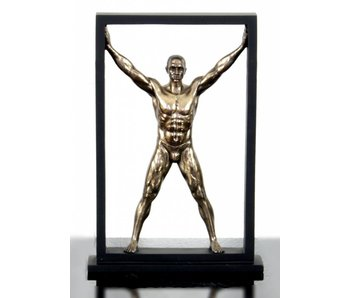BodyTalk Athlete straddle in frame
