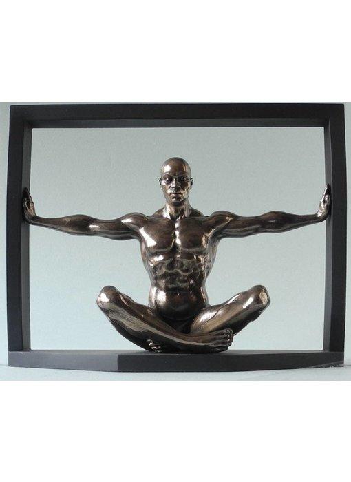 BodyTalk Athlete w. crossed leggs - frame