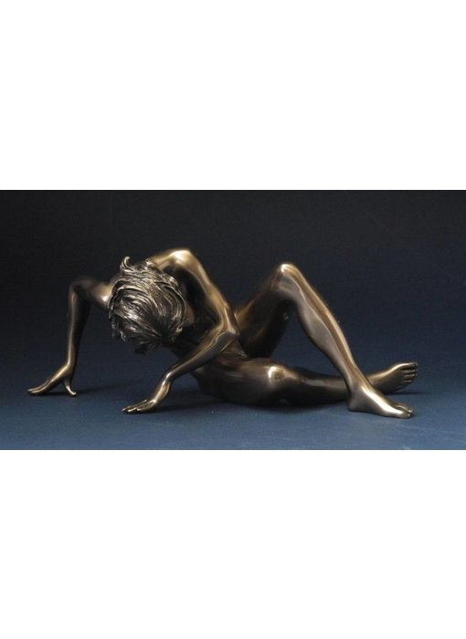 BodyTalk Vrouwelijk naakt beeldje - oprichtend