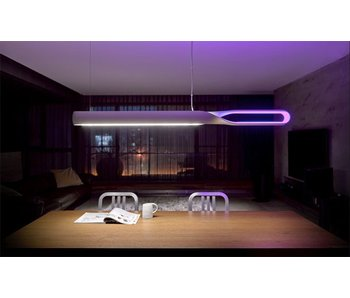 QisDesign Hanglamp of bureaulamp Infinito