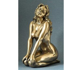 BodyTalk Sculptuur naakte vrouw - L