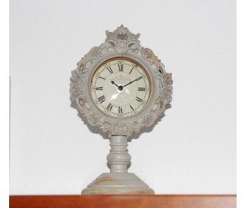 Baroque House of Classics Vintage table clock in baroque style